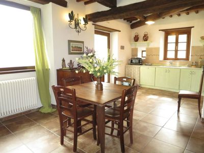 Photo for Apartment Le Fornaci (ACS100) in Arcidosso - 4 persons, 1 bedrooms