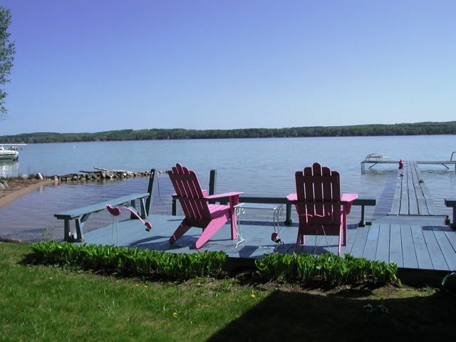 Sunrise Cottage House On Torch Lake With Sandy Beach