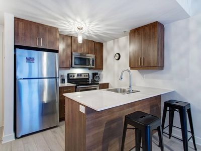 Photo for Fashion & Sleek 1BR Relocation & Business!