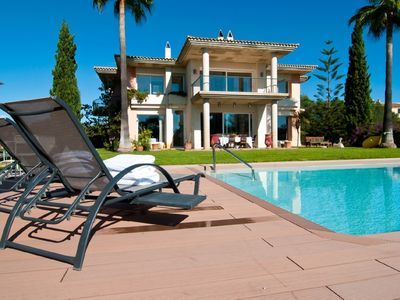 Photo for Dream Villa, near to the best sandy beaches of Majorca.
