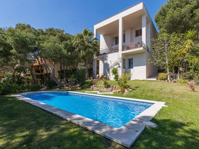 Photo for LION - villa with sea views and private pool-Tamariu-Costa Brava