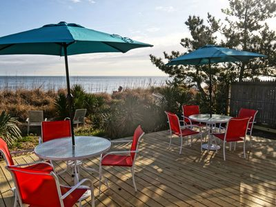 Photo for Beach House The Real Thing! Inlaw Suite!  Direct Beachfront!
