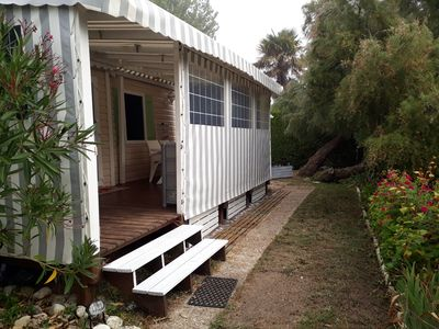 Photo for Rental Mobile home 4/5 people Ile d'Oléron