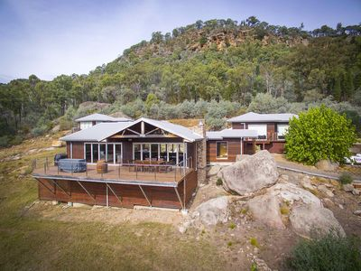 Photo for Milbrodale Lodge - Uniquely at one with the landscape - Architecturally designed mountainside property