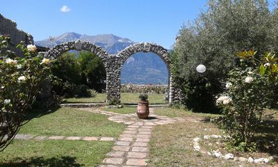 Photo for Vacation Rental House Civita d'Antino - Mountain House with Garden in Abruzzo