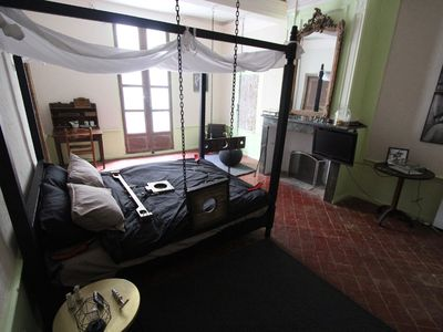 Photo for Bed and breakfast - naughty suite bdsm - 35mn from Perpignan