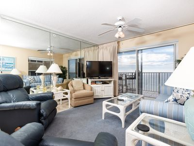 Photo for Summerlin 505 - EXQUISITE WATERFRONT, CORNER UNIT, FREE GOLF, FREE BCH CHAIRS