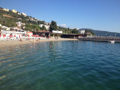 Stunning sea view, 50m from the sea, shops,cafes,restaurants,old town