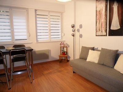 Photo for Charming 2 rooms near the cathedral