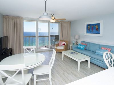 Photo for Beaches & Pool OPEN! BEACHFRONT * GULF FRONT * REMODELED * Amazing!!