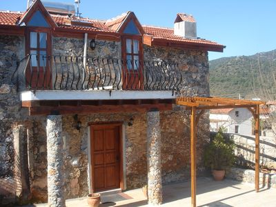 Photo for Ilkim Ev - Sample life in a traditional but modernised simple Turkish cottage