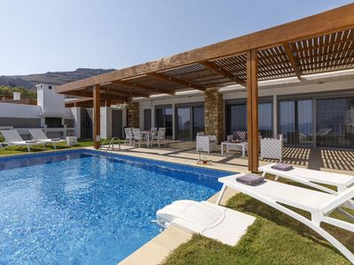Photo for Lindia Athena Luxury Villas, Villa Rodo
