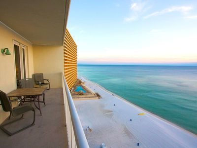 Photo for Seychelles -2BR/2BA with Beautiful View, Master is on the Gulf Summer open!