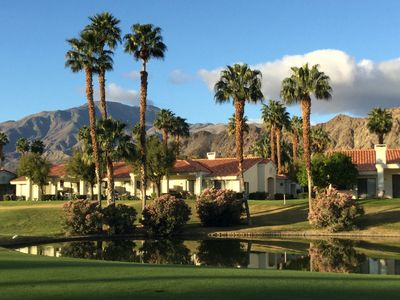 Photo for A Luxurious PGA West Condo! Amazing Golf, Mountain and Lake Views!