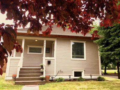 Photo for 2 br home in the heart of Vancouver.  Next to a park. Few min drive to PDX.