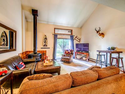 Photo for Aspen's Grove - Cozy and Charming Mountain Condo
