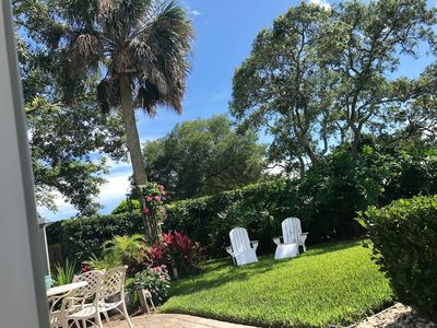 Photo for Beautiful cottage home one mile from the sand in sunny Ponte Vedra Beach.