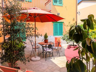 Photo for Apartment in the heart of Nozzano Castello