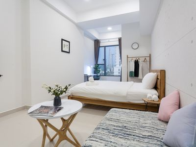 Photo for 1BR Apartment Vacation Rental in District 4, Hồ Chí Minh