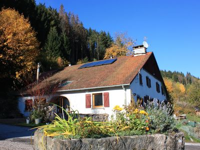 Photo for The Charri du Haut Pré - Mountain cottage cocooning in the countryside