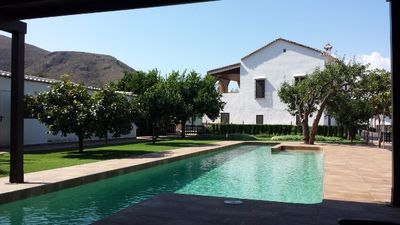 Photo for Self catering Cortijo Andaluz Doña Adela for 8 people