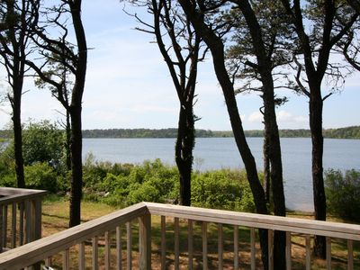 Photo for Beautiful Great Pond Waterfront Home- Eastham, MA