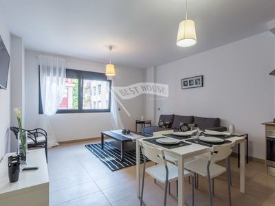 Photo for Bright and excelent Apartment near the beach.