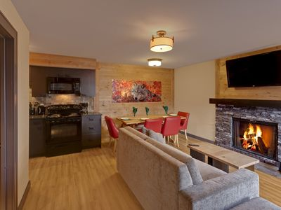 Photo for Banff Rocky Mountain Resort - 2 Bedroom - sleeps 6