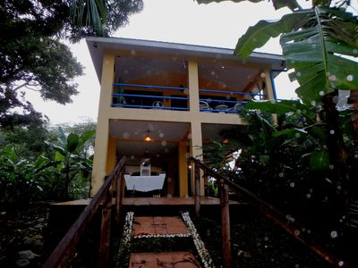 Photo for ON SIERPE RIVER -VILLA TRANQUILLO...2 beds,2 baths fully equipped with aircon