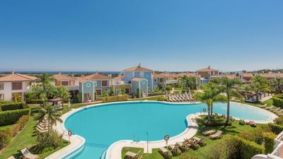 Photo for Luxury Apartment for 6 persons in an Amazing Resort