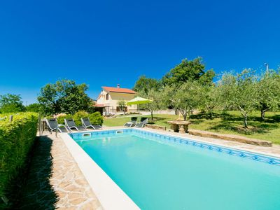 Photo for Vacation home Margherita  in Grožnjan, Istria - 8 persons, 4 bedrooms