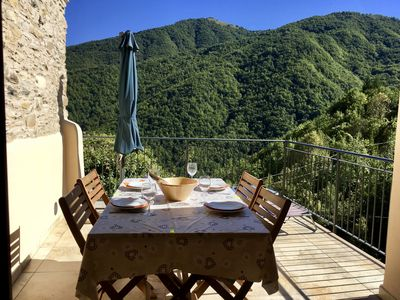 Photo for Charming House in an Authentic Italian Mountain Village