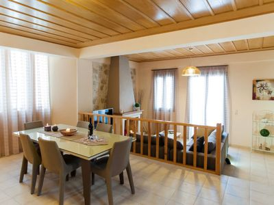 Photo for Vacation home Villa Ortansia in Panormos, Rethymnon - 4 persons, 3 bedrooms