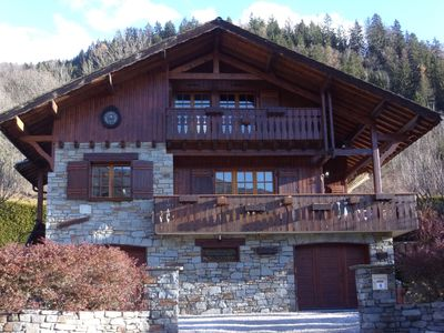 Photo for 200m² chalet located in Landry (780m above sea level)