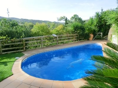 Photo for 4 bedroom Villa, sleeps 9 in Lloret de Mar with Pool and WiFi