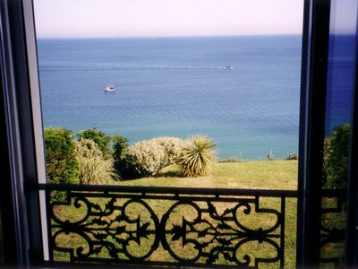 Photo for Beautiful, spacious house near the sea with a large garden. Absolutely quiet