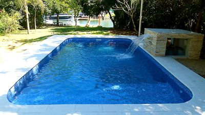 Photo for House in the channel, Bracuhy Marine, Angra Reis