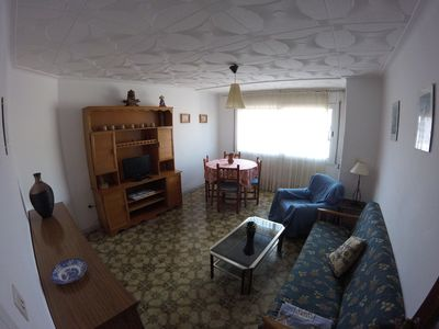 Photo for Comfortable apartment a few meters from the beach
