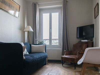 Photo for 1BR Apartment Vacation Rental in Asnières-sur-Seine
