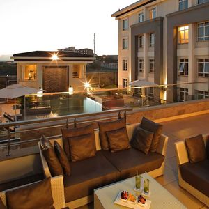 Photo for If you're in Nairobi for business or pleasure Eka hotel is a wonderful choice