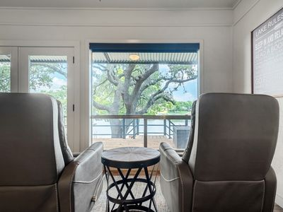 Photo for Shade Tree Cottage - Perfect Lake LBJ Getaway! Come Unwind and Rejuvenate
