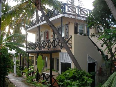St.Maarten Condo-rooms 131,119 and 206 and others 25 steps to white sand beach!