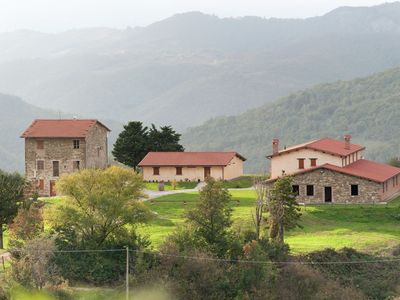 Photo for Peaceful Farmhouse in Gubbio with Swimming Pool