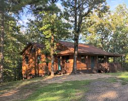 Photo for 2BR Cabin Vacation Rental in Norman, Arkansas