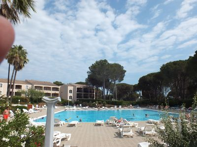 Photo for STUDIO HOLIDAY RESIDENCE IN THE HEART OF THE GULF OF ST RAPHAEL