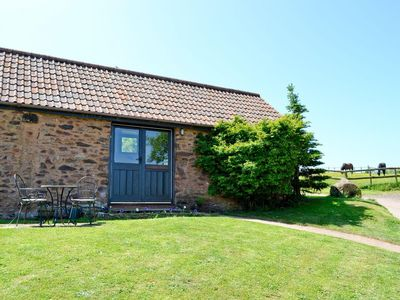 Photo for 1 bedroom property in Minehead. Pet friendly.