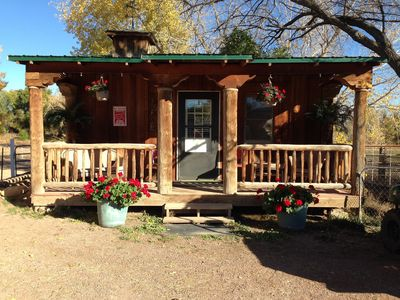 Photo for COZY TINY Bunkhouse  near Four Mile Creek