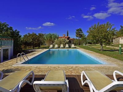 Photo for Two houses with private pool for 6-10 people