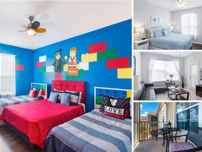 Photo for Magical Moments | Top Floor Oversized Condo with Customized Kids Bedroom