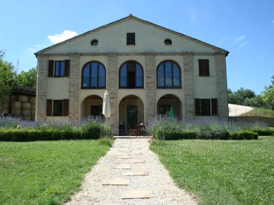 Photo for 5BR Villa Vacation Rental in Loro Piceno, Marche